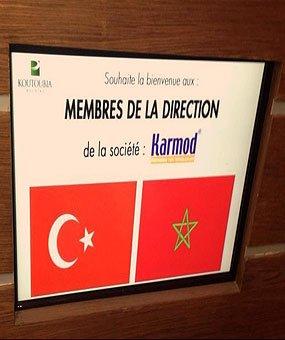 Karmod estabeleceu um grande projeto de habitação social na Líbia
