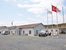Os edifícios do canteiro de obras do 3º aeroporto foram concluídos por Karmod