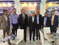 Karmod, recebeu seus convidados de 123 países na MUSIAD EXPO 2016