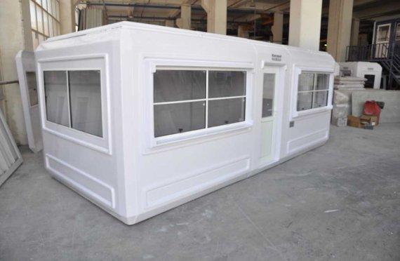 Cabine grande 270x630cm
