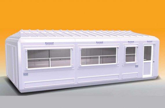 Cabine larga 390x750