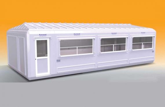 Cabine larga 390x850