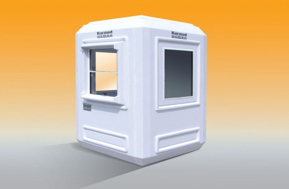 Cabine modular 150x150cm