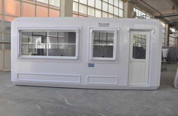 Cabine modular 270x510cm