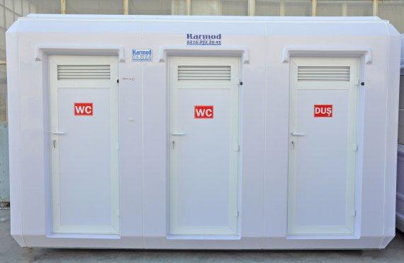 Wc & banheiro portátil 150x390