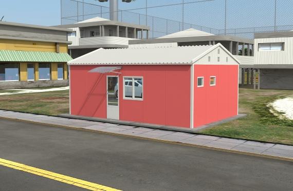 Edifício modular 49 m²