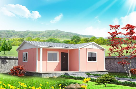 Casa prefabricada 49m²