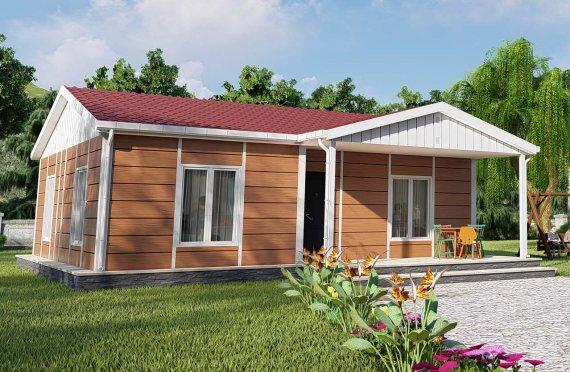 Casas Modulares 75 m2