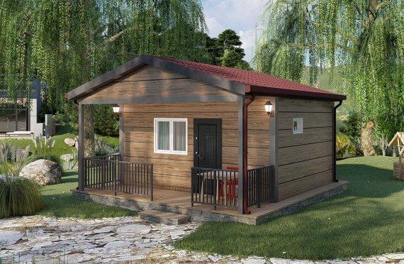 Casas Modulares 28 m2