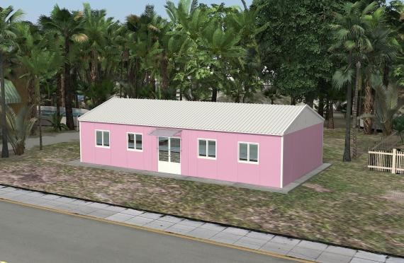 Edifício de escritório 92 m²