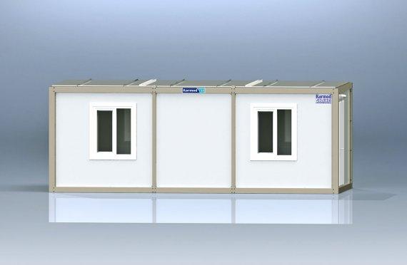 Contentor escritório flatpack k-1003