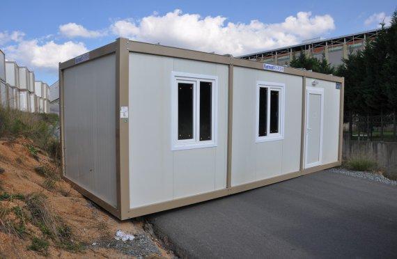 Contentor escritório flatpack k2003