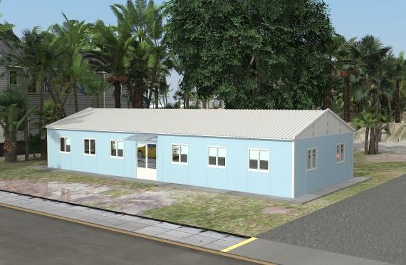 Edifício Modular 146 m²