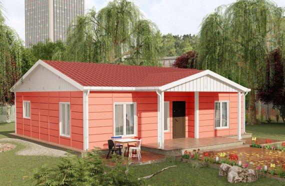 Casas Modulares 100 m2