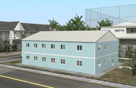 Hospital modular 506m²