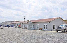 Edifícios Militares Pré-fabricados