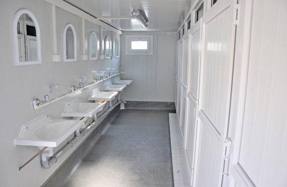 Contentores Sanitários - Wc & Banheiro