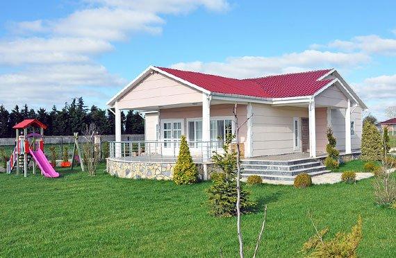 Casas Pré-fabricadas de um Piso