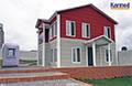 Casas Pré-fabricadas de Dois Pisos