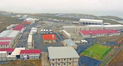 Os canteiros de obras do 3º aeroporto foram concluídos por Karmod