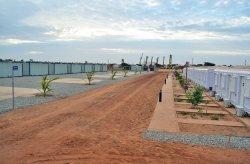 Concluída a instalação dum estabelecimento administrativo  no Senegal
