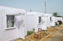 Karmod concluiu um campo de 250 trabalhadores na Somália