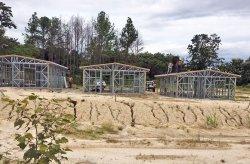 Karmod concluiu um projeto de casa de aço no Panamá