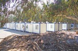 Líbia recebeu complexo de contentor de obras da Karmod