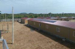 Karmod estabeleceu instalações militares na Nigéria