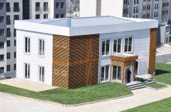 Escritório de vendas pré-fabricado de luxo para o projeto da cidade de Boshphorus