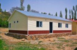Projeto de 10 escolas pré-fabricadas concluído com sucesso