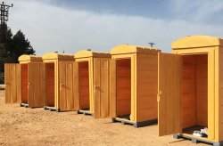 Banheiros Portáteis de Polietileno
