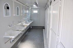 Contentores- Toalete / Banheiro