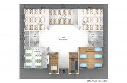 Planos de Edifícios Educacionais