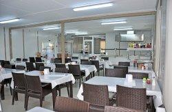 Salas de Jantar Pré-Fabricadas